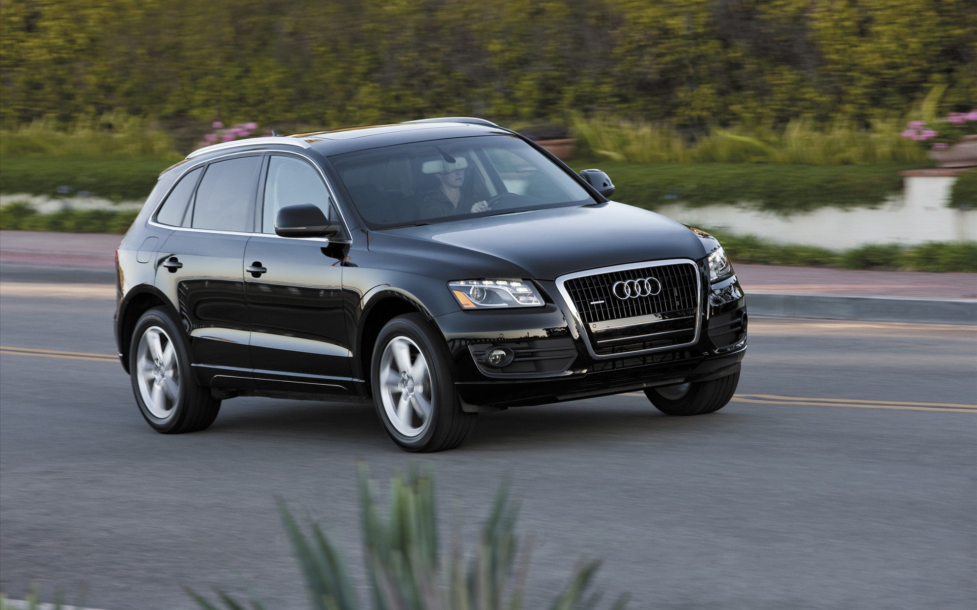 2010 audi q5 hd wallpapers automotive news. Black Bedroom Furniture Sets. Home Design Ideas